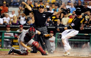 MLB: AUG 06 Diamondbacks at Pirates