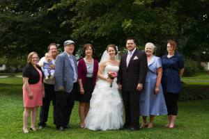 Wedding Day Family