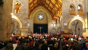 The Global Anglican Fellowship Conference in Nairobi, Kenya. over 1500 people from 31 countries worshiping together