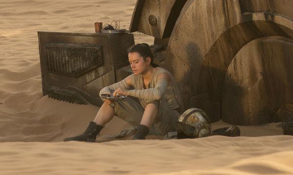 Rey alone