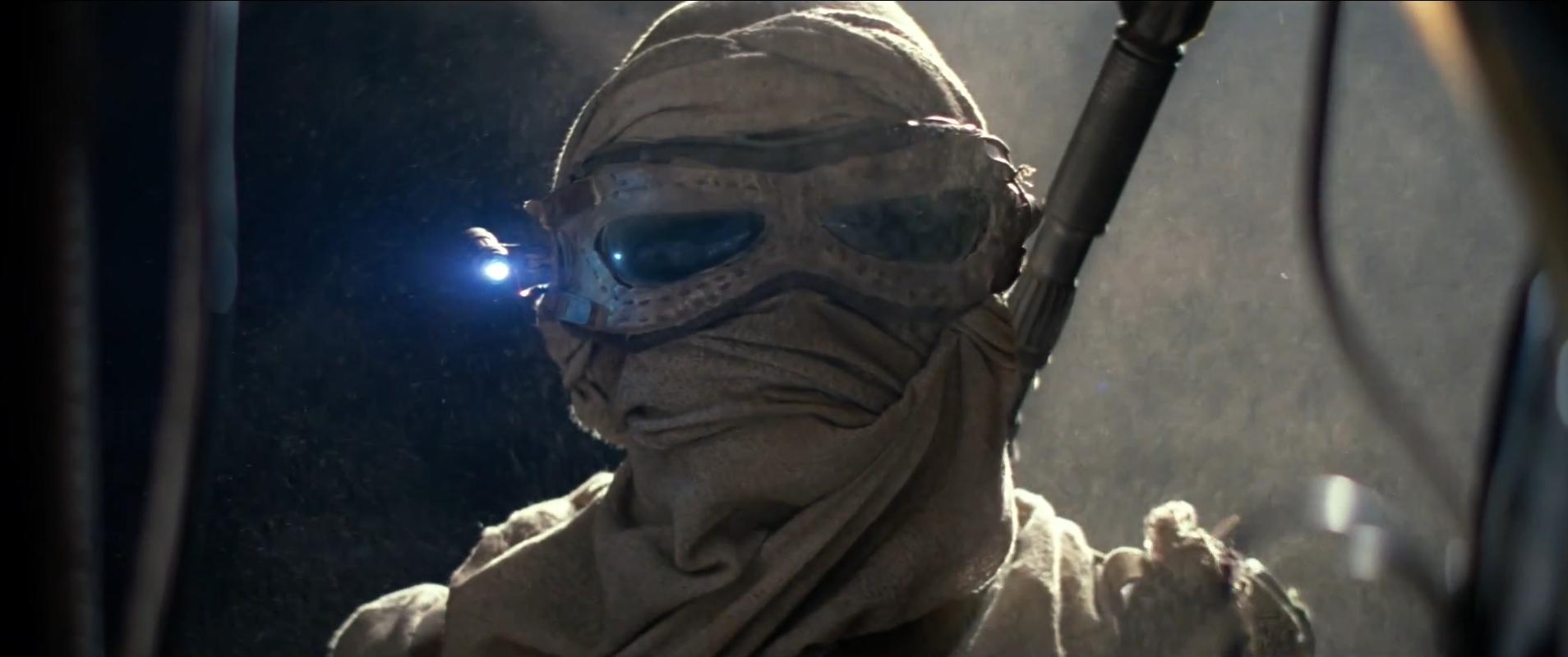 Rey scavenging