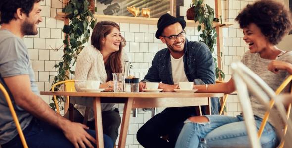 coffee conversation